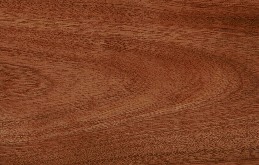 Pommele Sapele Raw Wood Veneer Sheets 9 x 16 inches 142nd or .6mm thick