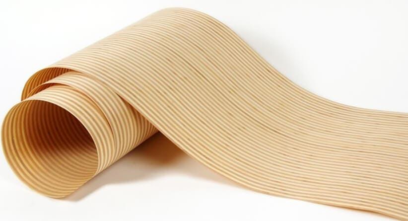 flexible wood veneer