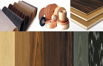 Full solution of decor wood products