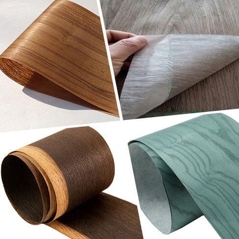 paper thin wood veneer
