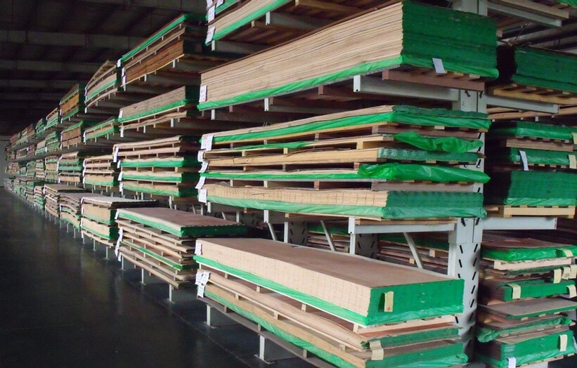 wood veneer products