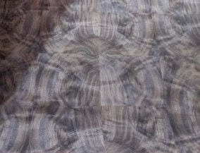 walnut burl paper back veneer sheet