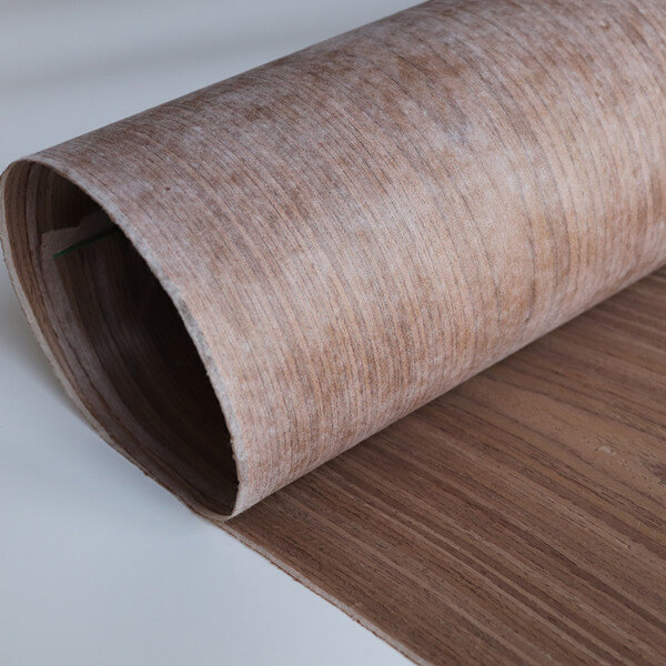 fleece backed veneer