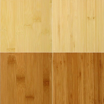 bamboo veneer colors