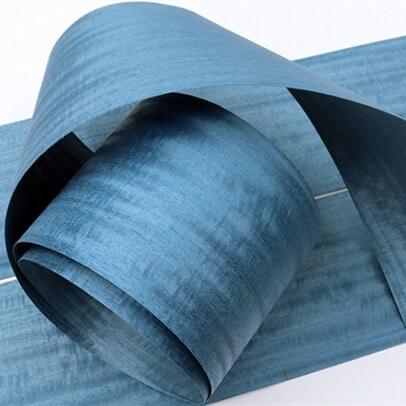 dyed veneer sheet