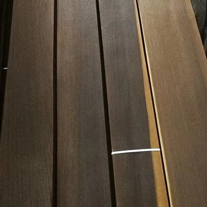 smoked oak veneer