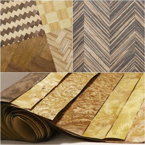 specialty and exotic veneers
