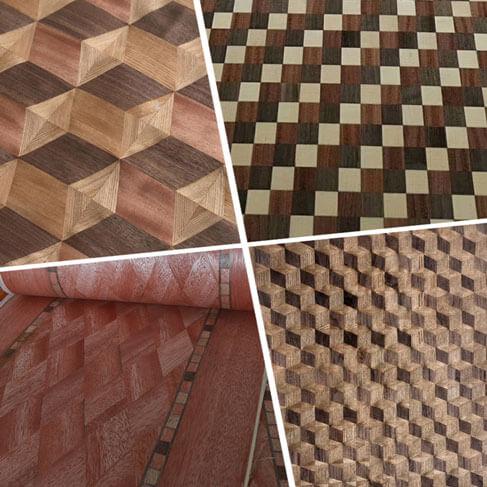 specialty geometric veneer