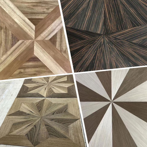 specialty marquetry inlay veneer